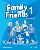 Family and Friends 1: Workbook