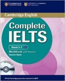 Complete IELTS Bands 4-5. Workbook with Answers with Audio CD