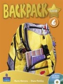 Backpack Gold 6. Student's Book
