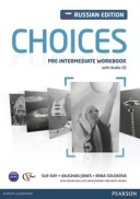 Choices. Pre-Intermediate. Workbook