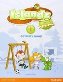 Islands 1. Activity Book Plus Pin Code