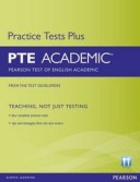 Pearson Test of English. Academic Practice Tests Plus