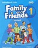 Family and Friends 1. Classbook