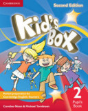 Kid's Box 2. Pupil's Book