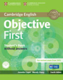 Objective First. Student's Book without Answers