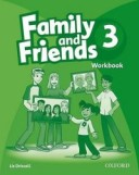 Family and Friends 3. Workbook