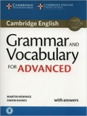 Grammar and Vocabulary for Advanced Book with Answers: Self-Study Grammar Reference and Practice