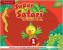 Super Safari. Level 1. Teacher's Book. Spiral-bound