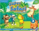 Super Safari. Level 3. Pupil's Book