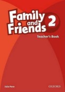 Family and Friends 2. Teachers Book
