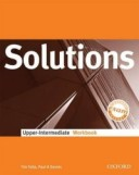 Solutions Upper-Intermediate. Workbook