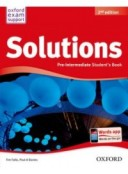 New Solutions. Pre Intermediate. Student Book