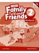Family and Friends: Level 2: Workbook & Online Skills Practice Pack