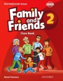 Family and Friends 2: Classbook
