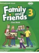 Family and Friends 3: Class Book