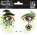 "Наклейки ""Face Art. Art Witch"""