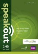 Speakout. Pre-Intermediate. Students' Book with MyEnglishLab Access Code Pack