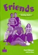Friends. Activity Book 2