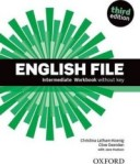 English File. Intermediate. Workbook without key