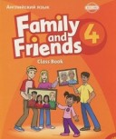 Family and Friends 4: Class Book and Multi-ROM Pack