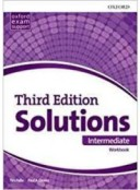 Solutions Intermediate Workbook: Intermediate workbook: Leading the Way to Success