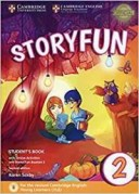 Storyfun for Starters. Level 2. Student's Book with Online Activities and Home Fun. Booklet 2