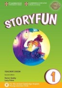 Storyfun for Starters Level 1. Teacher's Book
