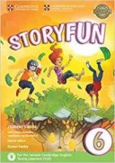 Storyfun 6. Student's Book with Online Activities and Home Fun Booklet 6