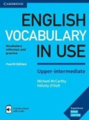 English Vocabulary in Use. Upper-Intermediate. Book with Answers and Enhanced eBook