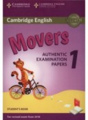 Cambridge English Movers 1 for Revised Exam from. Student's Book: Authentic Examination Papers