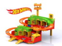 "Игровой набор ""Hot Wheels"" парковка с вертолетной площадкой"