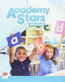 Academy Stars Starter Level Alphabet Book