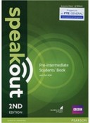 Speakout. Pre-Intermediate Students' Book