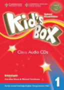 Kid's Box Updated. Level 1. Audio CD