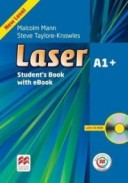Laser A1+. Student's Book with CD-ROM, Macmillan Practice Online and eBook