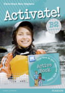 Activate! B2 Students' Book and Active Book + CD Pack