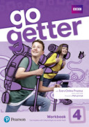 GoGetter 4. Workbook with Extra Online Practice