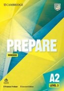 Prepare 3. Workbook with Audio Download