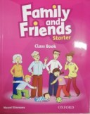 Family and Friends: Starter: Class Book with Student's Site