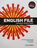English File. Elementary. Student's Book with Student's Site