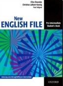 New English File Pre-Intermediate. Student's Book
