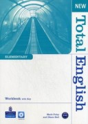 New Total English. Elementary. Workbook with Key