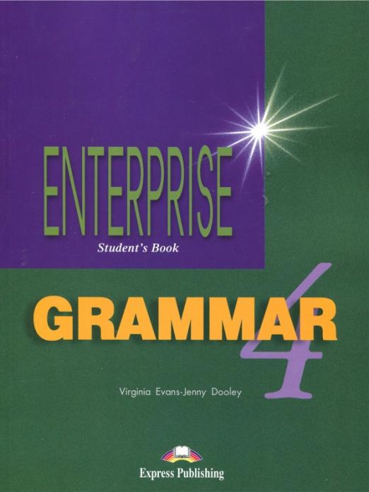 Enterprise Grammar 4 gives students at Intermediate level clear explanations and practice of English grammar.