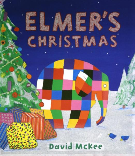 It's two days before the annual visit of Papa Red and the young elephants are very excited. They choose a tree to decorate and prepare the presents for Papa Red to collect during the night to take to those who need them. But this year Elmer has a special treat in store for the young elephants, if they can keep quiet and out of sight...