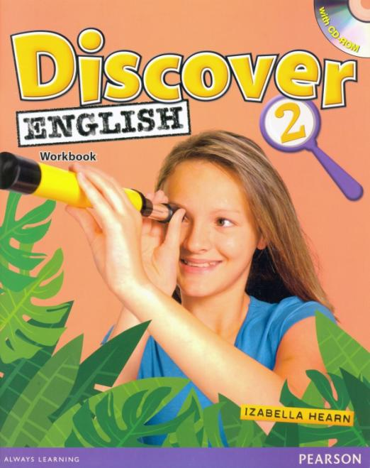 Discover English Global 2 Activity Book (with Multi-ROM) (+ CD-ROM)