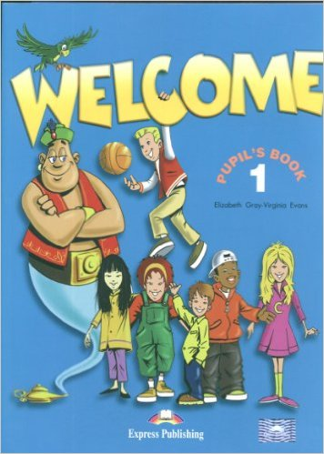 Welcome 1. Pupil's Pack with Alphabet Book