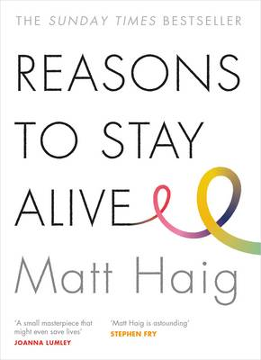 What Does It Mean To Feel Truly Alive? Aged 24, Matt Haig's world caved in. He could see no way to go on living. This is the true story of how he came through crisis, triumphed over an illness that almost destroyed him and learned to live again. A moving, funny and joyous exploration of how to live better, love better and feel more alive, Reasons to Stay Alive is more than a memoir. It is a book about making the most of your time on earth. I wrote this book because the oldest cliches remain the truest. Time heals. The bottom of the valley never provides the clearest view. The tunnel does have light at the end of it, even if we haven't been able to see it... Words, just sometimes, really can set you free.