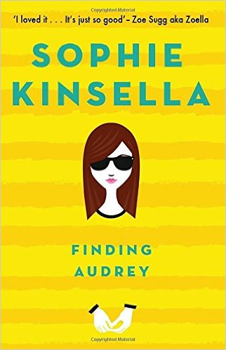 From the bestselling author of the Shopaholic series comes a story of humour, heart and heartache. Finding Audrey is Sophie Kinsella's first novel for teens, sure to appeal to her legions of adult and young adult fans all over the world. Audrey can't leave the house. she can't even take off her dark glasses inside the house. Then her brother's friend Linus stumbles into her life. With his friendly, orange-slice smile and his funny notes, he starts to entice Audrey out again - well, Starbucks is a start. And with Linus at her side, Audrey feels like she can do the things she'd thought were too scary. Suddenly, finding her way back to the real world seems achievable. Be prepared to laugh, dream and hope with Audrey as she learns that even when you feel like you have lost yourself, love can still find you.