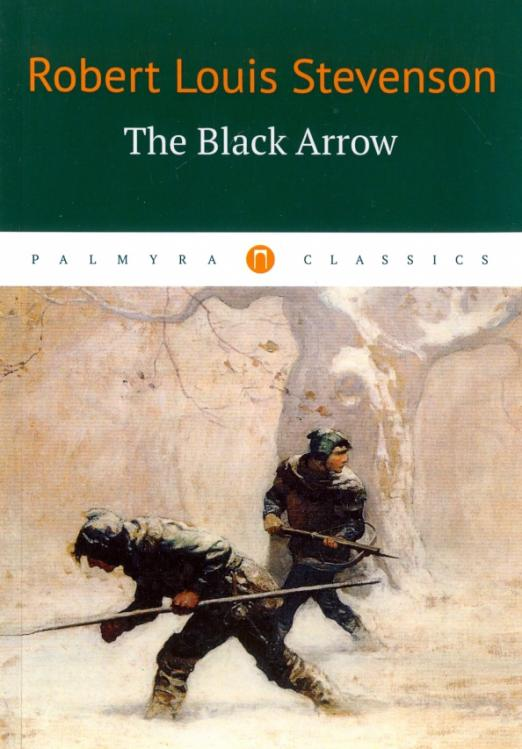 The Black Arrow was first published in 1888. Being both an historical adventure novel and a romance novel, The Black Arrow tells the story of Richard (Dick) Shelton during the Wars of Roses: the young man becomes a knight, rescues lady Joanna Sedley, and obtains justice for the murder of his father, Sir Harry Shelton.