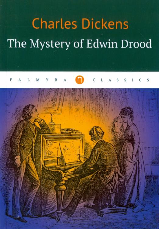 The Mystery of Edwin Drood is the final novel by Charles Dickens, unfinished at the time of the author's death. Though the novel is named after the character Edwin Drood, the story focuses on his uncle, choirmaster and opium addict, John Jasper, who is in love with Drood's fiancee, Rosa. The unfortunate girl has also caught the eye of a certain Neville Landless. Landless and Drood take an instant dislike to one another, and Drood later disappears under mysterious circumstances...